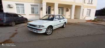 Новотитаровская Corolla 1988