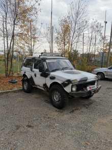Апшеронск 4x4 2121 Нива 1982