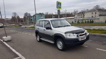 Новокузнецк Niva 2011