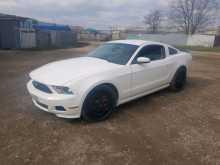 Таганрог Mustang 2011
