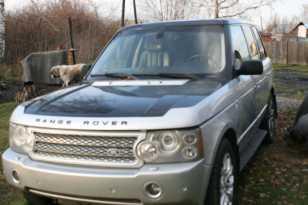Кемерово Range Rover 2006