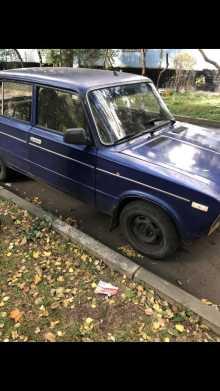 Москва 2106 1990