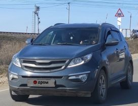 Тула Sportage 2012