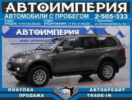 Красноярск Pajero Sport 2010