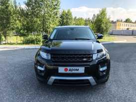 Междуреченск Range Rover Evoque