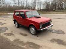 Пермь 4x4 2121 Нива 1984
