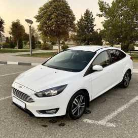 Грозный Ford Focus 2016