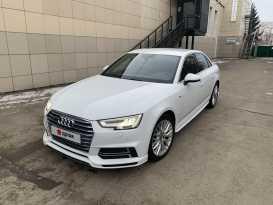 Кемерово Audi A4 2018