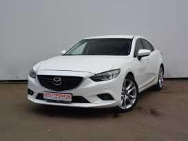 Москва Mazda6 2013