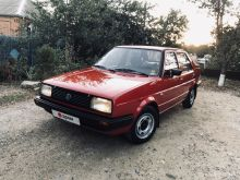 Краснодар Jetta 1984