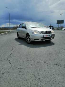 Лучегорск Corolla 2001