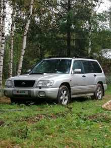 Москва Forester 2000