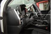 Kia Sorento 202002 - Внутренние размеры