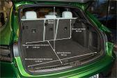 Porsche Macan 201807 - Размеры багажника