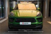 Porsche Macan 201807 - Внешние размеры