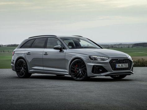 Audi RS4 (B9) 06.2019 -  н.в.