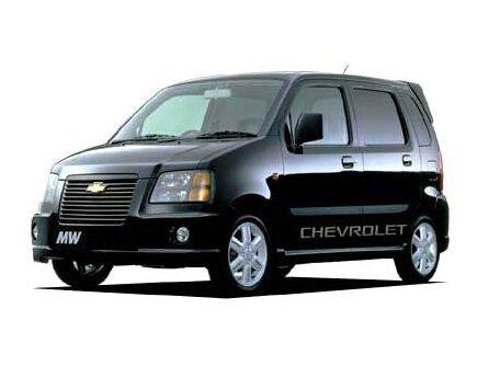 Chevrolet MW  09.2000 - 01.2003