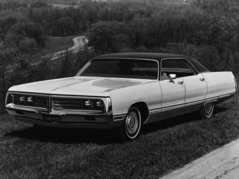 Chrysler New Yorker  01.1969 - 12.1973