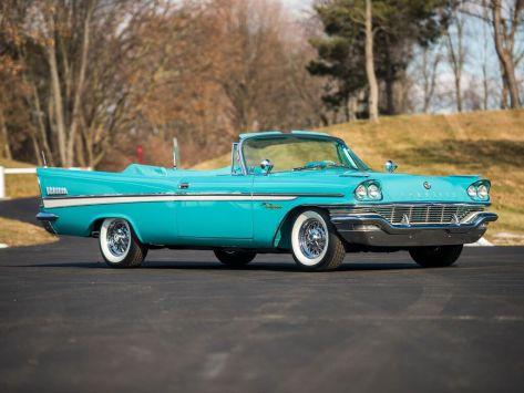 Chrysler New Yorker  01.1957 - 12.1959