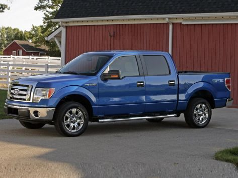 Ford F150 (P415) 08.2008 - 10.2011