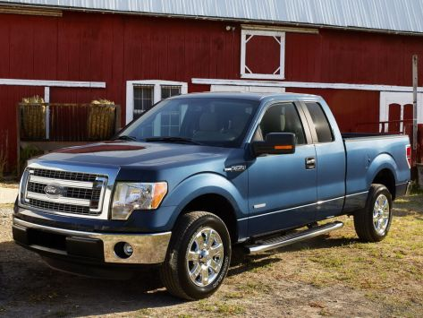 Ford F150 (P415) 11.2011 - 11.2014