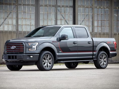 Ford F150 (P552) 11.2014 - 12.2016