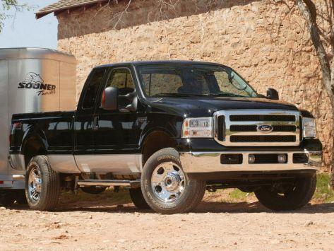 Ford F250 (PHN131) 06.2004 - 01.2007