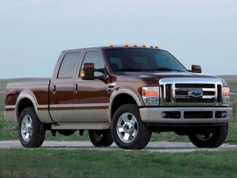 Ford F250 (P356) 12.2006 - 02.2010