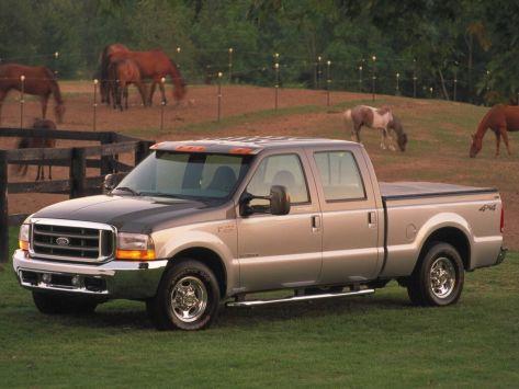 Ford F250 (PHN131) 01.1998 - 05.2004