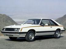 Ford Mustang 1978, хэтчбек 3 дв., 3 поколение