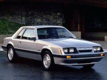 Ford Mustang рестайлинг 1982, купе, 3 поколение
