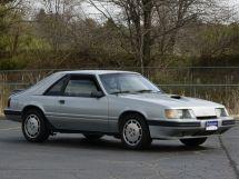 Ford Mustang рестайлинг 1982, хэтчбек 3 дв., 3 поколение