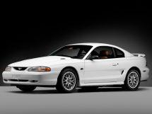 Ford Mustang 1993, купе, 4 поколение, SN-95