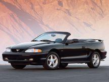 Ford Mustang 1993, открытый кузов, 4 поколение, SN-95