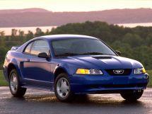 Ford Mustang рестайлинг 1998, купе, 4 поколение, SN-95