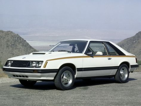 Ford Mustang  11.1978 - 09.1982