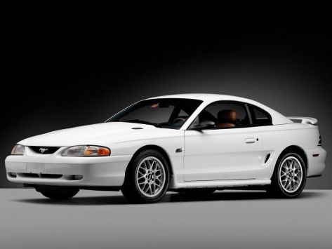 Ford Mustang (SN-95) 10.1993 - 11.1998