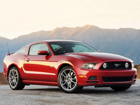 Ford Mustang (S-197) 11.2011 - 06.2014