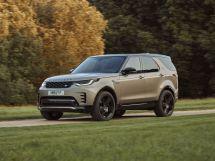 Land Rover Discovery рестайлинг 2020, джип/suv 5 дв., 5 поколение, L462