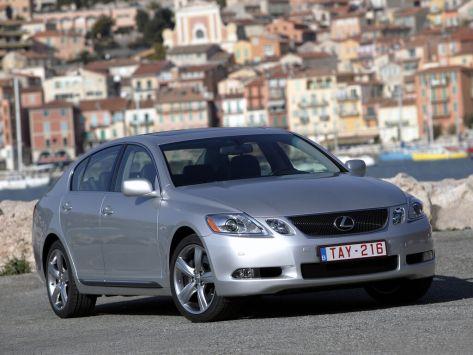 Lexus GS430 (S190) 09.2005 - 12.2007