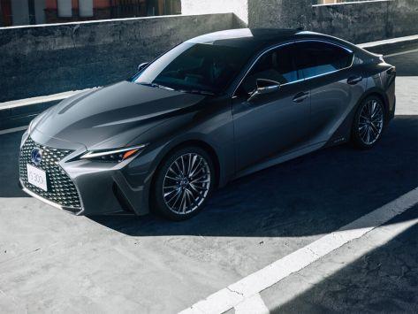 Lexus IS300h  11.2020 -  н.в.
