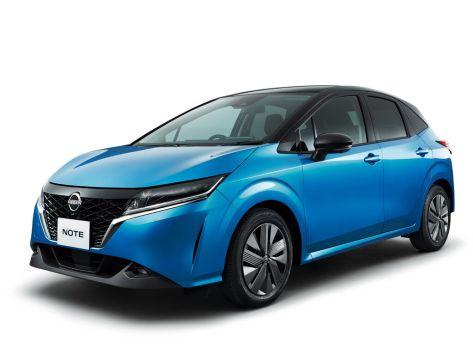 Nissan Note (E13) 11.2020 -  н.в.