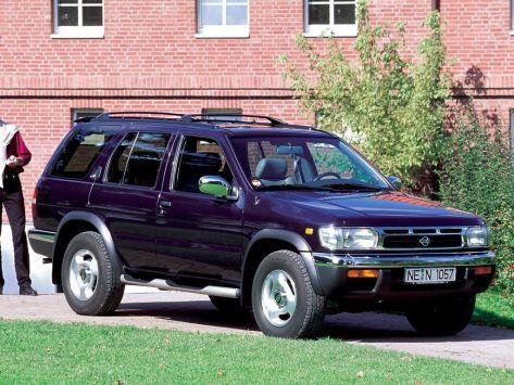 Nissan Pathfinder (R50) 09.1997 - 06.1999
