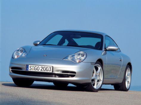 Porsche 911 (996) 01.2001 - 05.2004