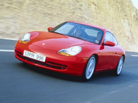 Porsche 911 (996) 01.1997 - 01.1998