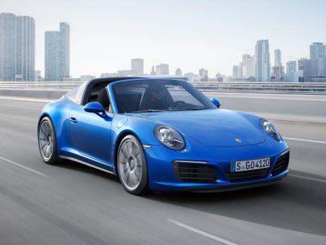 Porsche 911 (991) 01.2016 - 06.2020