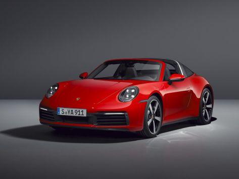 Porsche 911 (992) 11.2018 -  н.в.