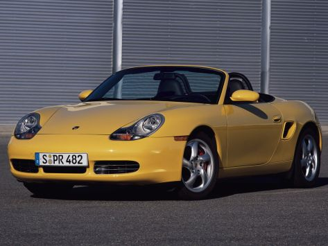 Porsche Boxster (986) 09.1996 - 09.2002