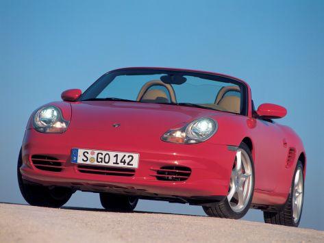Porsche Boxster (986) 10.2002 - 01.2004