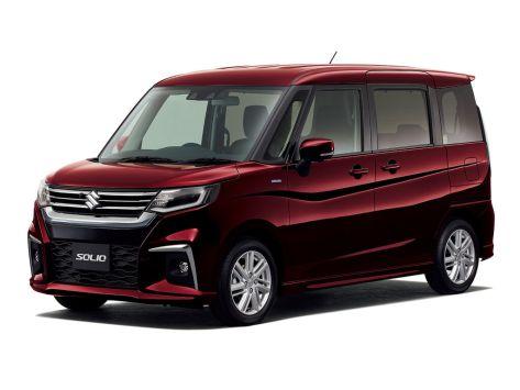 Suzuki Solio  11.2020 -  н.в.